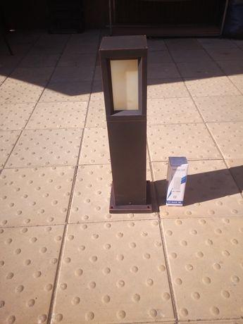 Lampa ogrodowa słupek 80 cm