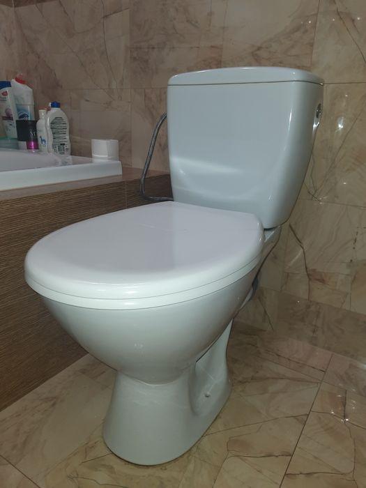 Ubikacja,wc,umywalka,bateria,blat, szafka, Dąbrowa Górnicza - image 1