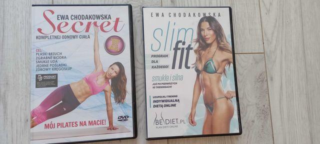 Chodakowska 2 płyty dvd