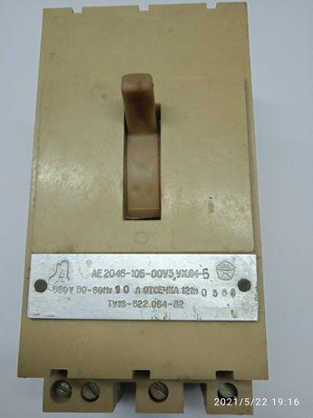 Автоматический выключатель 10 А