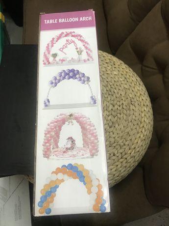 Arco de balões para festa