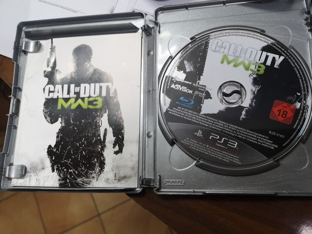 Gra PS3 Call of Duty MW3