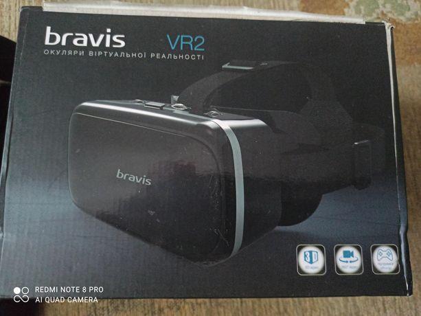 Виртуальные очки Bravis VR2