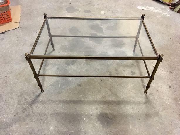 Mesa de sala/apoio em ferro