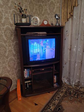Телевизор с тумбой Sony Trinitron Japan
