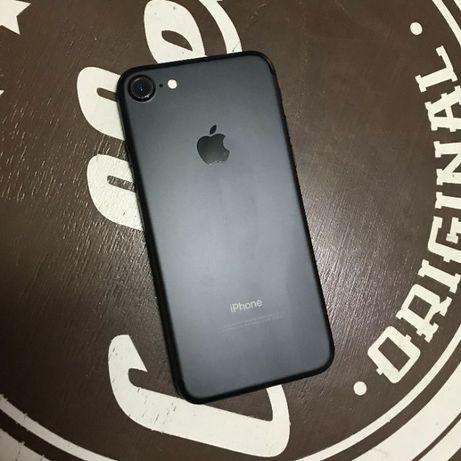 Iphone 7 32/128Gb  Оригинал с Гарантией. Рассрочка/Отправка