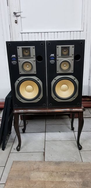 Kolumny JVC S-P33 głośniki z maskownicami głośnik
