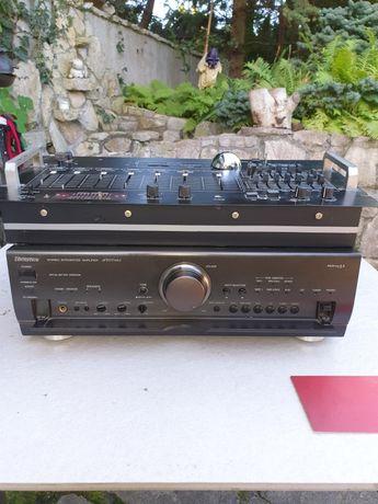 Wzmacniacz + Mikser! Stereo Technics-SU-A800MK2 klasy AA