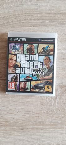 GTA V na PlayStation3