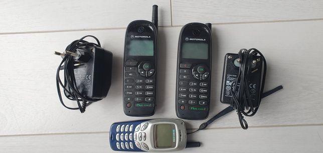 Motorola MG2 4B11SL 2szt +Samsung SGH-R210S