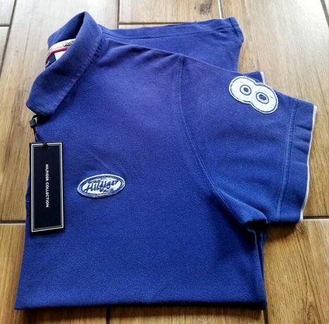 Tommy Hilfiger oryginalny męski t-shirt polo