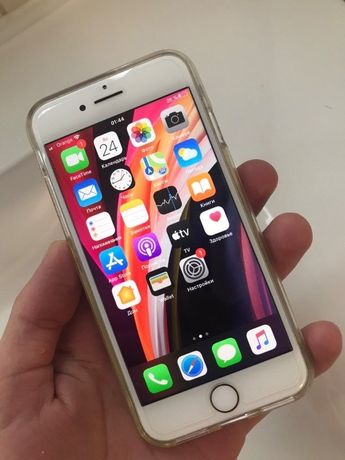 iPhone 8 (64)gb Gold