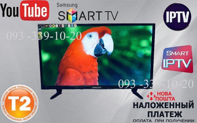 "Телевизор Samsung SMART-TV 34"" Android9+Т2 24-55 дюймов"