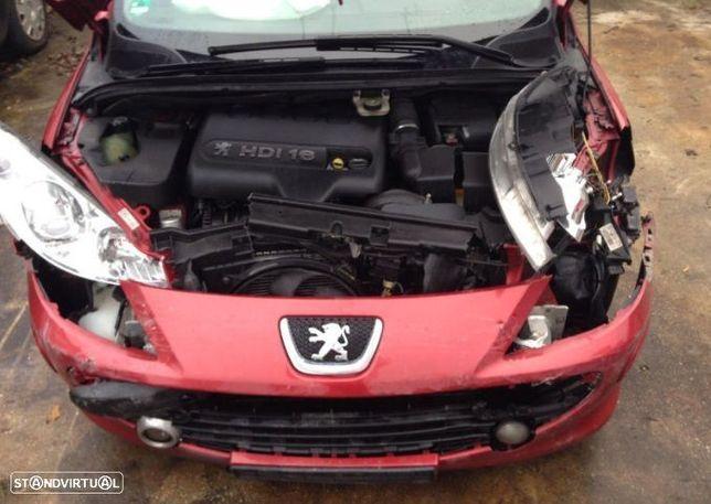 Motor Peugeot 307 308 407 607 807 EXPERT 2.0Hdi 136cv RHR DW10BTED4 Caixa de Velocidades Automatica