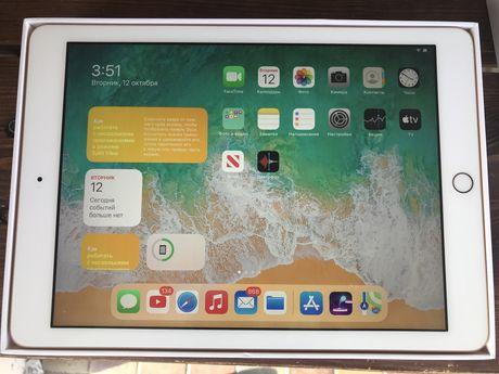 Планшет Apple Ipad 6th gen 32Gb Rose Gold идеальное состояние 2018год