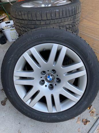 """Koła z oponami BMW 18"""""""