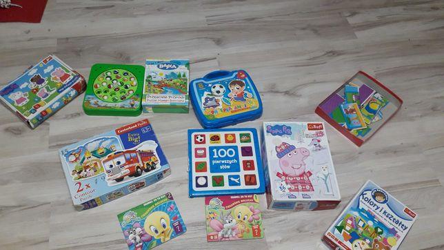 Super puzzle gry
