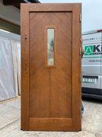 Drzwi zewnętrzne drewniane ocieplane dębowe DOSTAWA CAŁA POLSKA