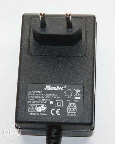 Zasilacz AC/DC 12V 1,4A, Impulsowy do Taśm LED 5m Lub Regulowany 3-12V