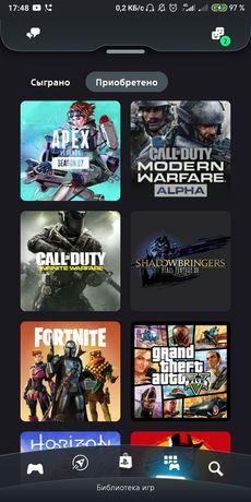Аккаунт PlayStation Store с GTA5 Online, Red Dead Redemption 2 Online,