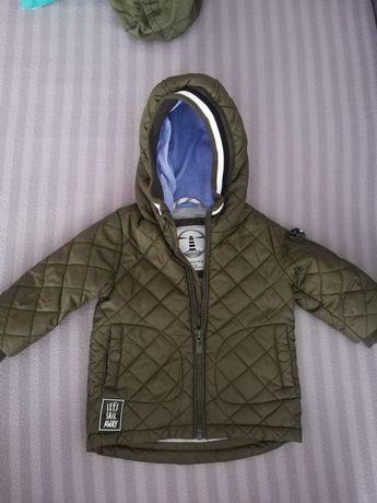 Paka 3 kurtek - zimowa i dwie wiosenne Zara Reserved Pepco rozm