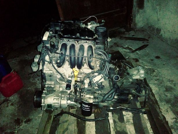 SilnikAudi A3 1.6 B..AKL