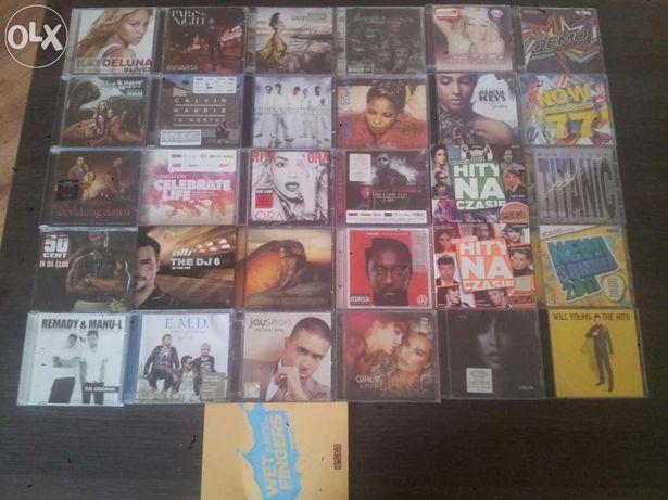 Sprzedam płyty CD
