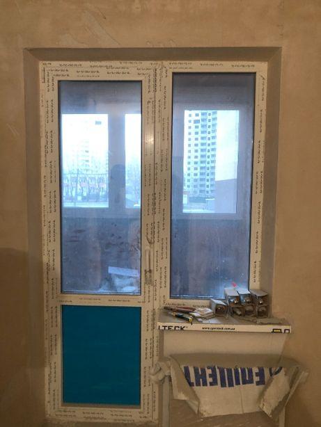Балконный блок REHAU