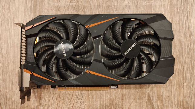 Karta graficzna Gigabyte GeForce GTX 1060 WindForce OC 3GB