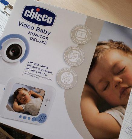 Видеоняня Chicco Top Delux 254