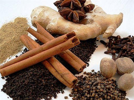Набор специй для глинтвейна и кофе - специи, приправы для напитков