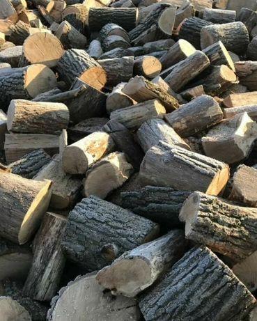 Дрова твердые породы дуб, акация и ясень.