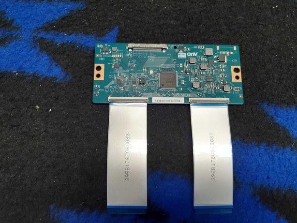 65PUS6703 65T50-C0C t-con logika z taśmami-100% sprawny. LED Philips.