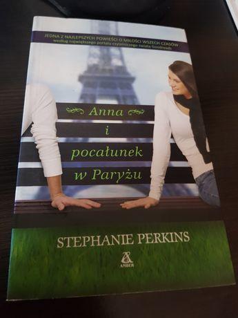 Anna i pocałunek w Paryżu strphanne perkins