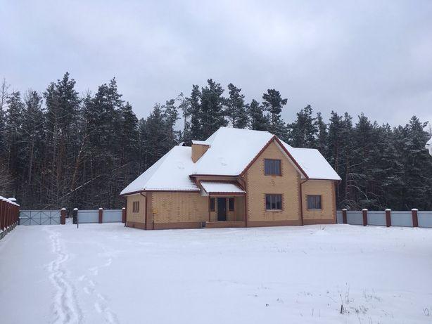 Продам дом под лесом, первая линия