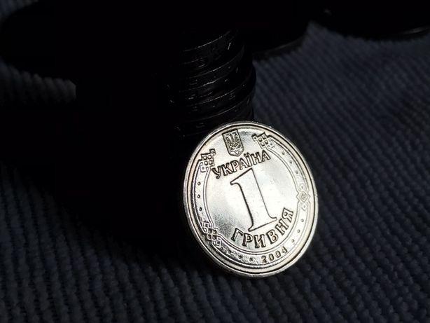 60 років визволення України 1 гривня 2004