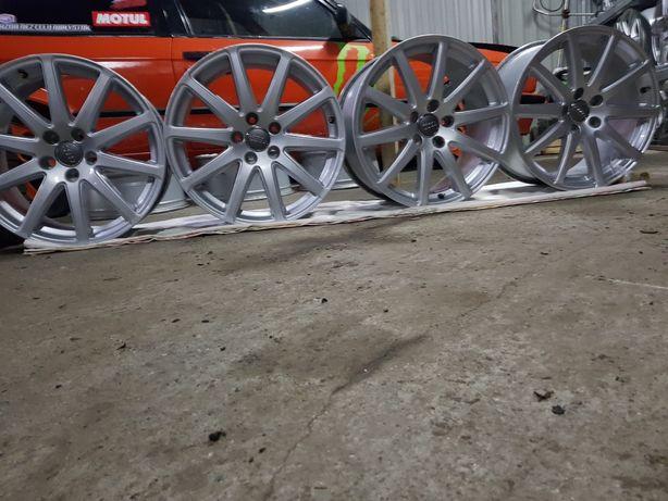 Felgi Aluminiowe Audi R18 5x112-8J ET52