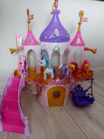 Zamek my little pony królewski ślub