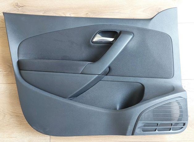 VW Polo 6R panel wewnętrzny do drzwi lewych