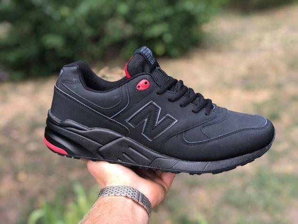 46,47,48 размер!Мужские кроссовки New Balance 999,черные,кожа,великаны