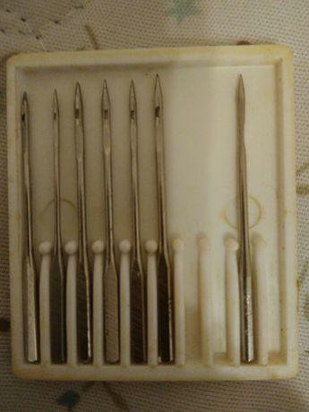 Продам голки до швейної машини ігли игли швейні