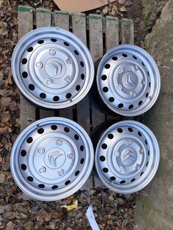 Диски металеві з колпаками 5×108 R 16 ET 42
