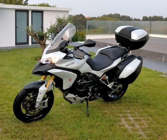 Ducati Multistrada 1200s Touring (à venda até 31/10)