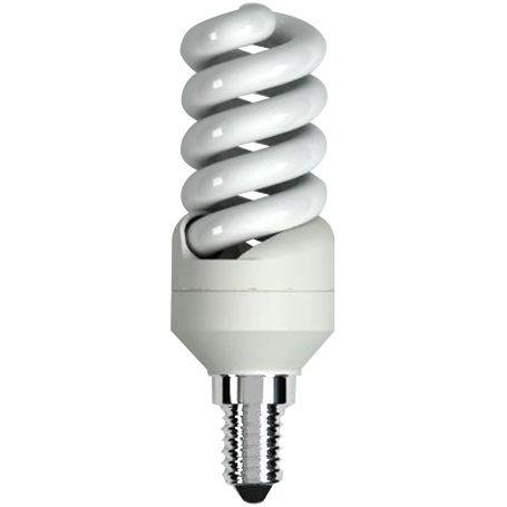 Энергосберегающая лампа спираль