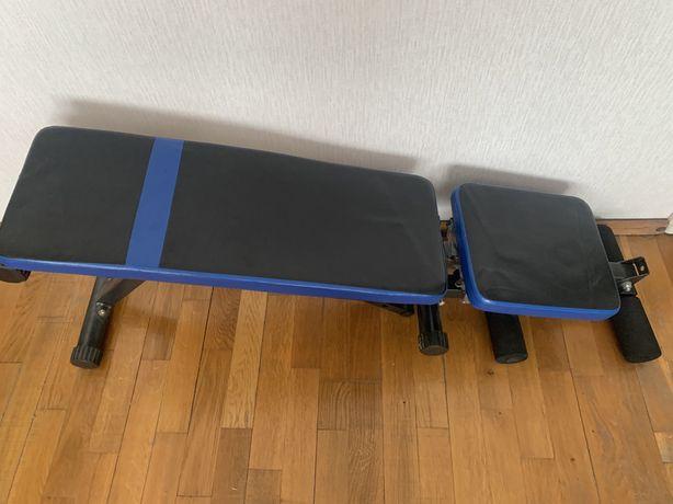 Ławeczka ławka do ćwiczeń