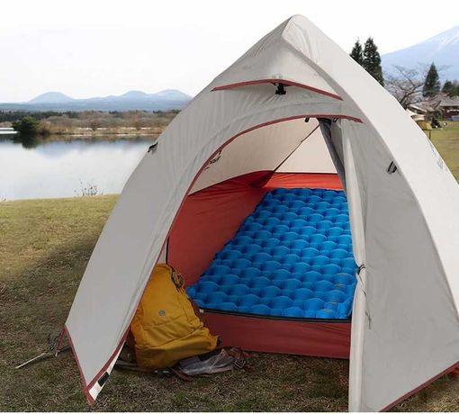 Naturehike Надувной Двухместный спальный коврик для палатки, матрас