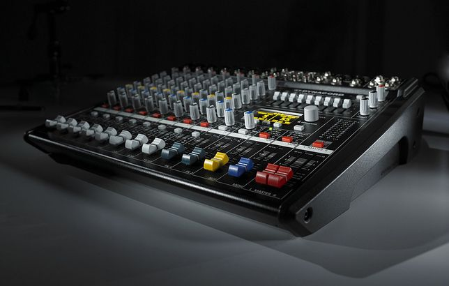 Dynacord cms 600 !!JAK NOWY!! (Midas,Allen&Heath,SoundCraft,Behringer)