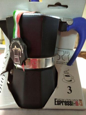 Гейзерная кофеварка GAT FASHION Nerissima на 3 чашки