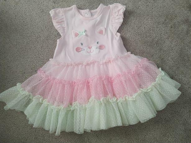 Sukienka Little me