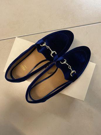 Sapatos Seaside azuis